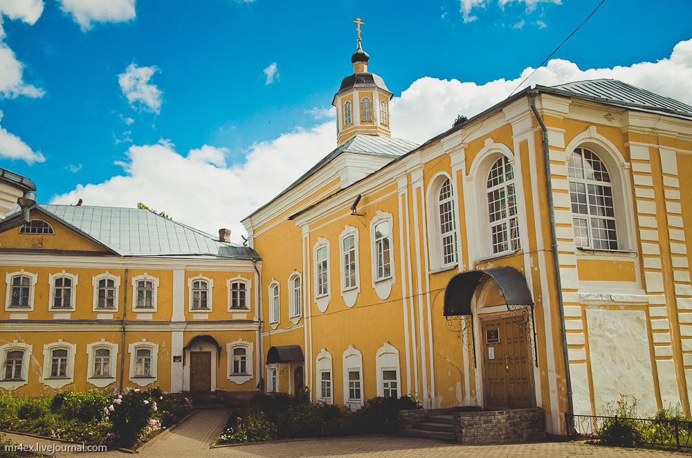 Церковь Иоанна Предтечи, Смоленск