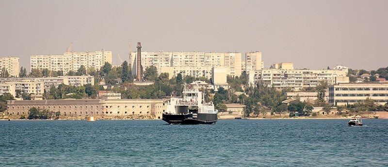 Паром «Адмирал Лазарев»