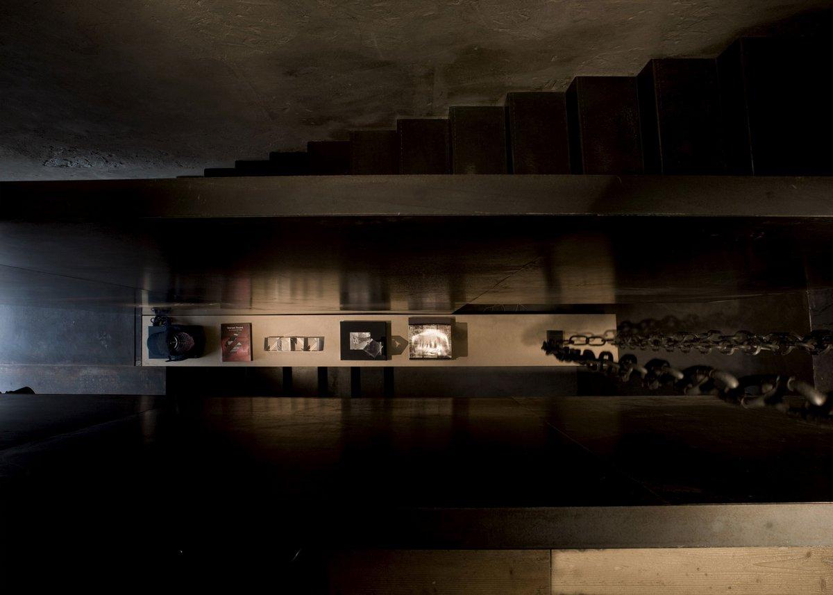 Ex-mulino di Santa Cristina, лофт в здании старой мельницы, Marco Costanzi Architects, лофт в Италии, частный дом Имола, дизайн лофт, интерьер лофт