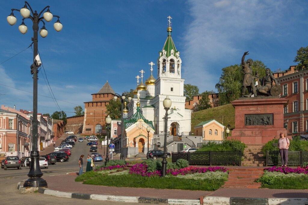 Площадь Народного единства, Нижний Новгород