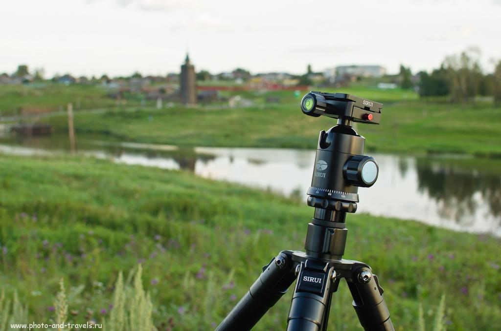 Фотография 5. Головка Sirui G-20KX, снята на Nikon D5100 и фикс Nikon 35/1.8G