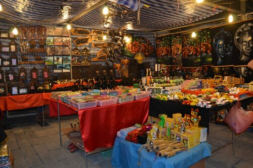 Сувениры, Тайланд