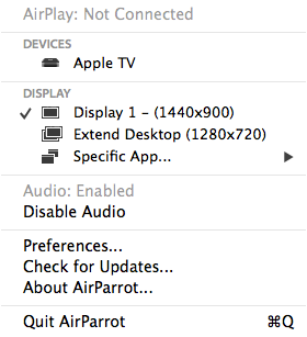 airparrot mac