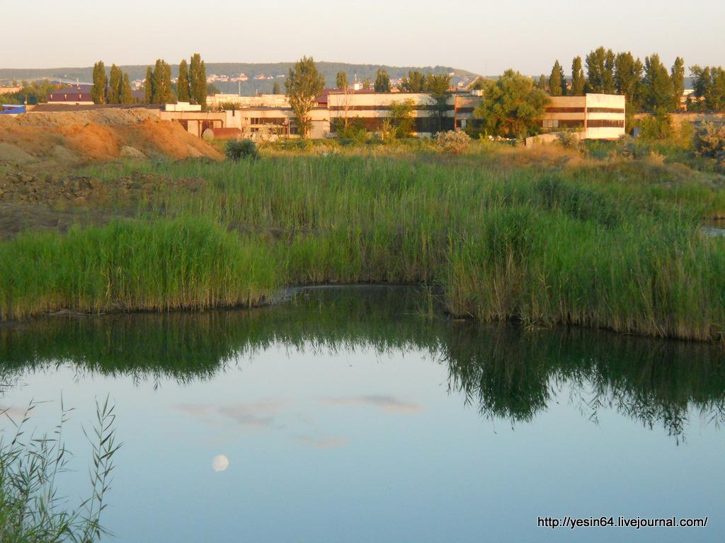 картинки голубого озера в саратове первое фото