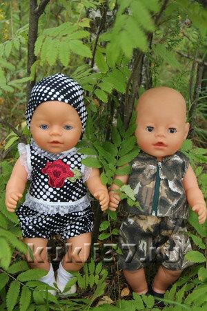 шорты для куклы Baby Born