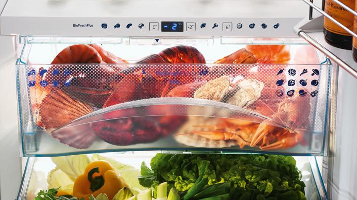 BIOFRESH в холодильниках Либхерр