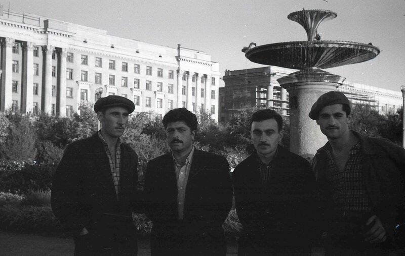 Лето 1958-лето 1959