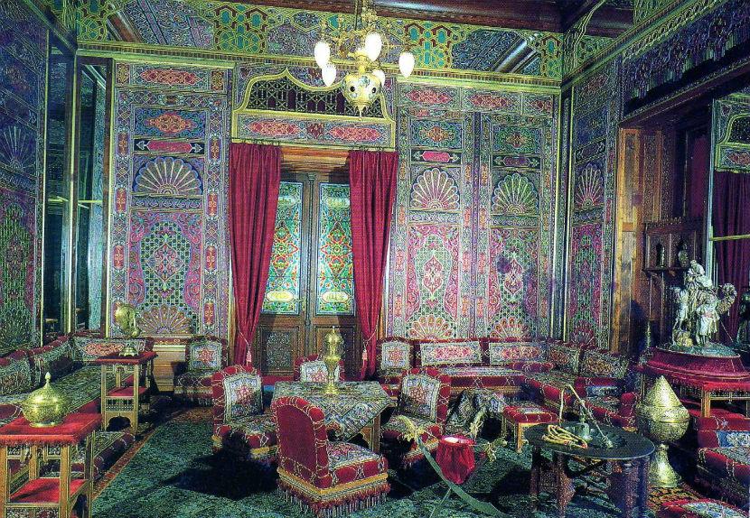 Турецкий стиль в интерьере фото