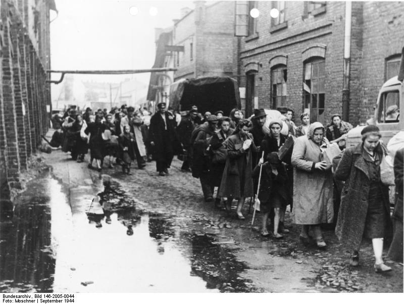 Warschauer Aufstand, Kapitulation