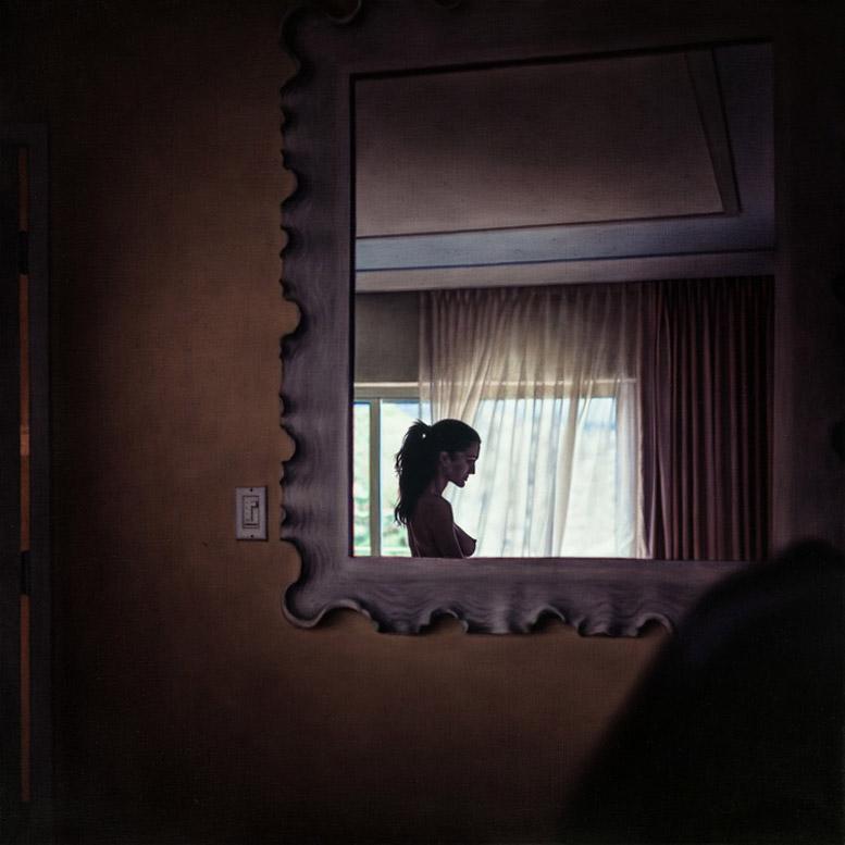 работы художника Дэмиэна Лёба / Damian Loeb - Welcome to Paradise (2011)