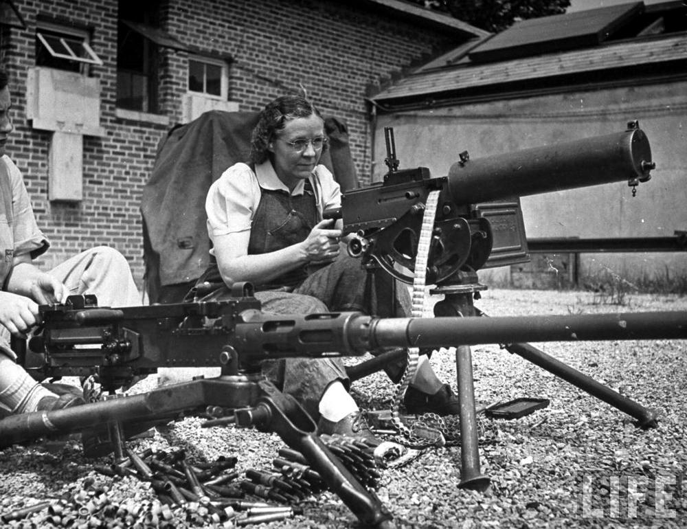Американские оружейницы - 2 (1942 год)