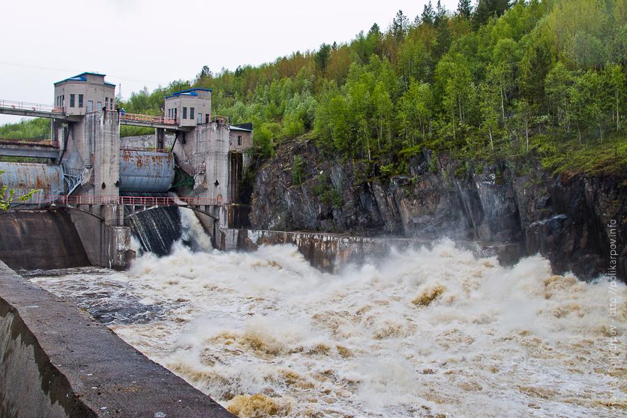 0 ccb1d 93d2a0cc orig Нижне Туломская ГЭС, большой фоторепортаж