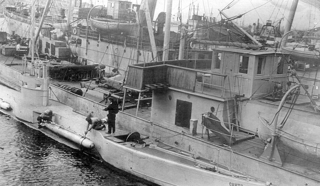 26. Подводная лодка Скат