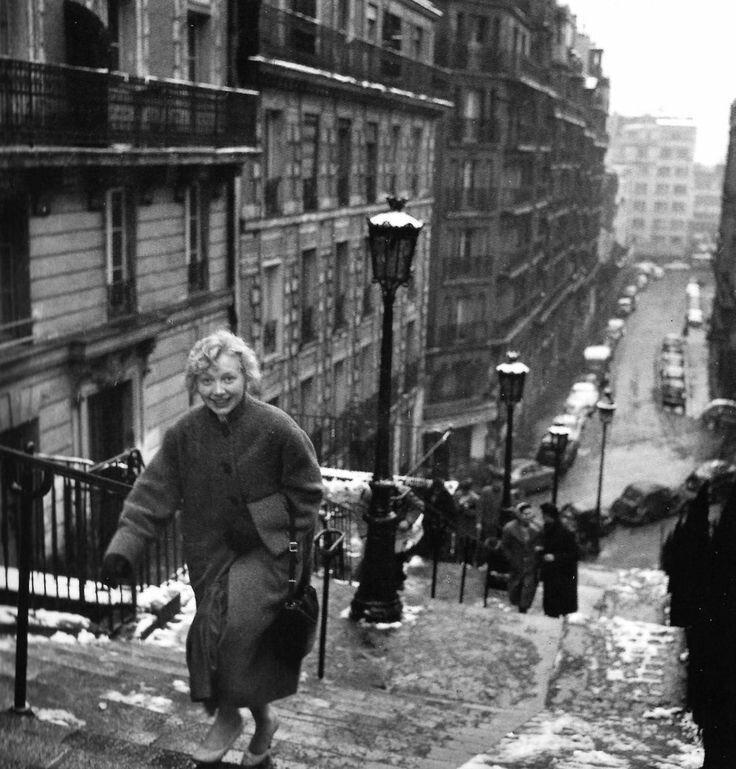 1958. Монмартр