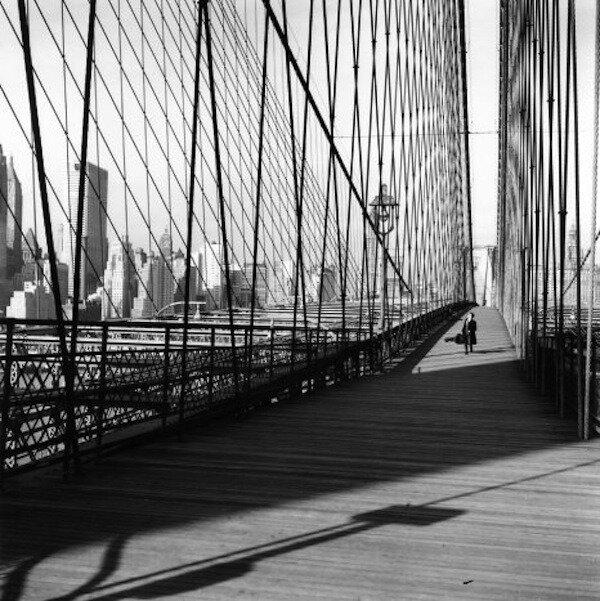 1960. Бруклинский мост