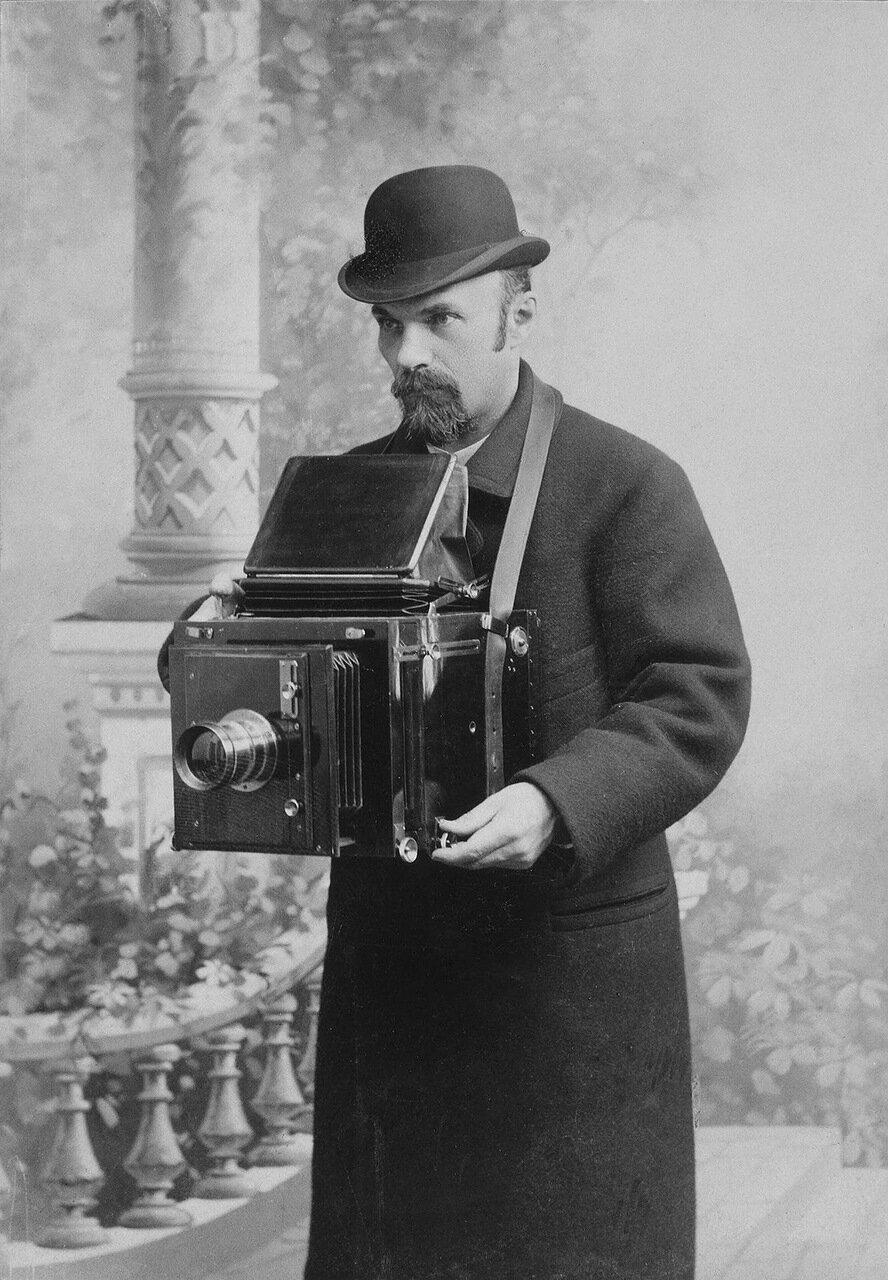 Портрет Карла Карловича Буллы