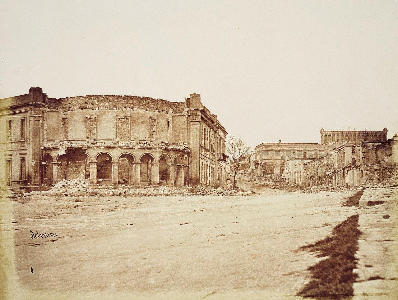 Севастополь. Театр
