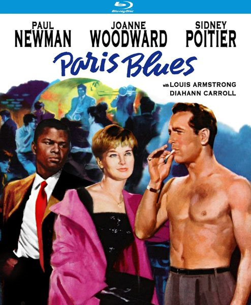 Парижский блюз / Paris Blues (1961/HDRip)