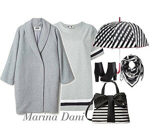 СЕРЫЙ ШИ коллекция Marina Danilevskaya