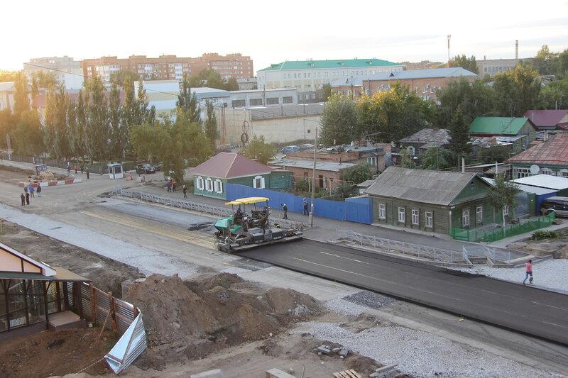 Омск, улица 24-я Северная
