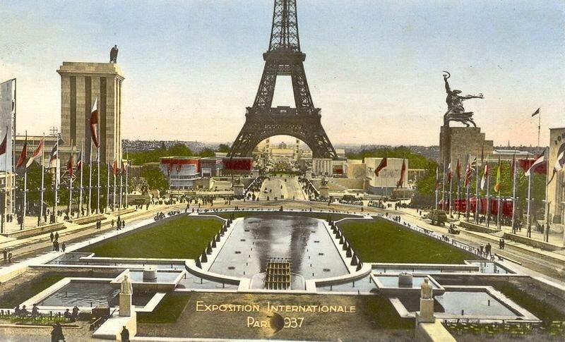 Смотреть Париж. Начало видео