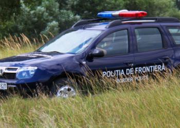 На мобильный патруль пограничной полиции напала группа злоумышленников
