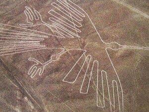 В пустыне Наска найдены новые геоглифы
