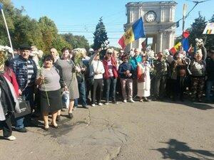 Почему я бы вышел на протест, будучи в Молдове...