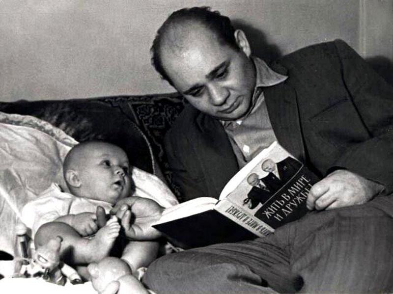 1032 Евгений Леонов с сыном Андрюшей.jpg