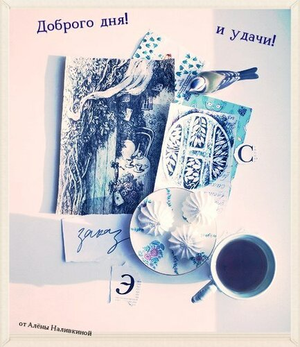 от Алены Наливкиной