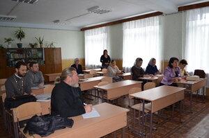 Reuniune metodică a profesorilor de Religie  din raionul Sîngerei