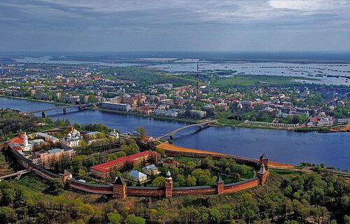Путешествие европейского уровня в Великий Новгород (Россия)