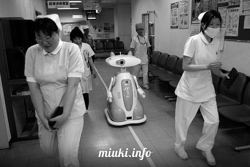 Культ роботов в Японии