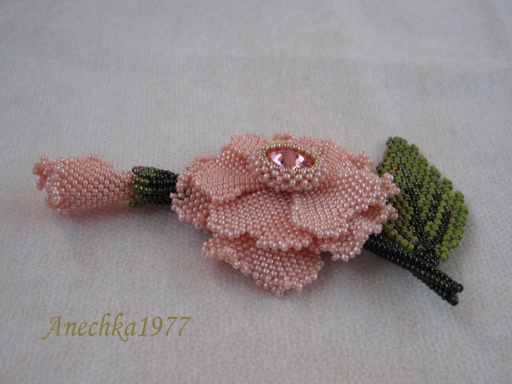 аnechka1977 розовый шиповник