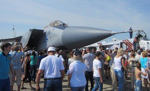 МиГ-31 / Челябинск