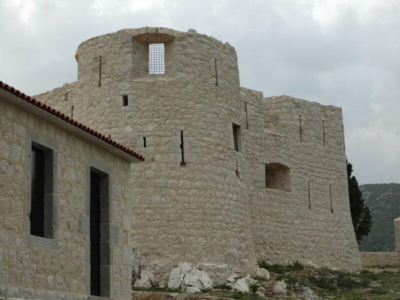 Крепость Бесац.