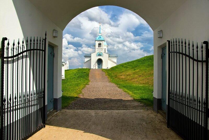 Врата в рай