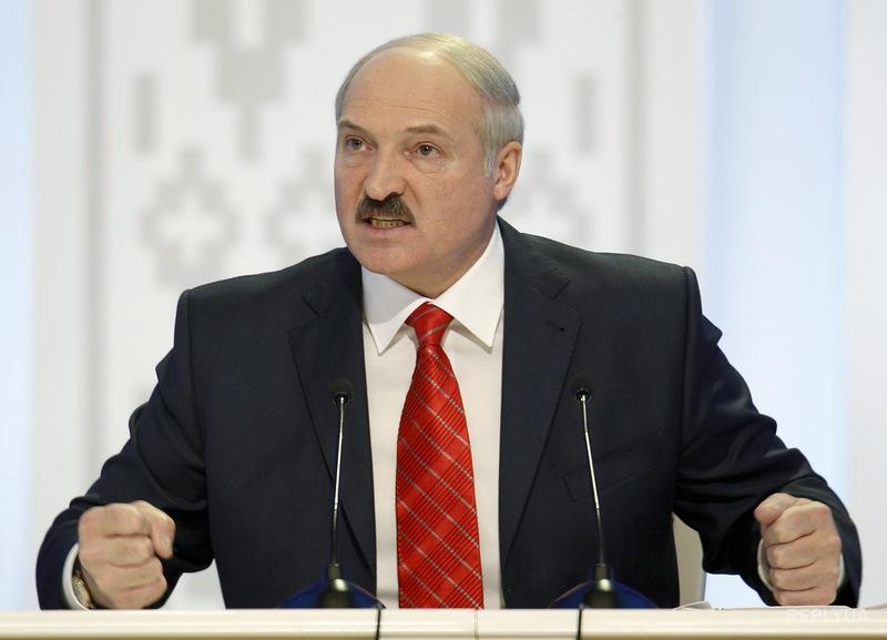 Лукашенко Сейчас идет передел мира и Белоруссии лучше сидеть тихо
