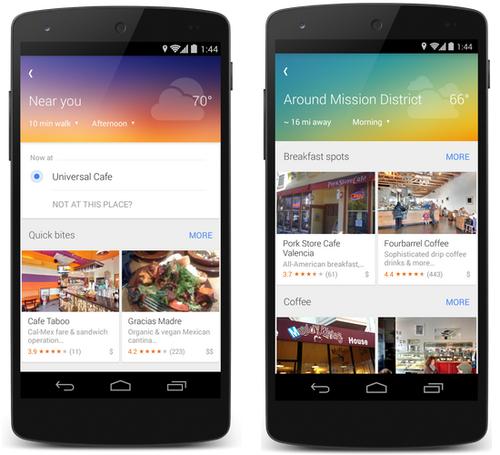 В Карты Google добавлена функция «Проводник» для путешественников
