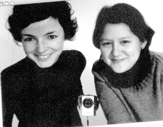"""Мебельно-дизайнерский дуэт Yvonne Fehling и Jennie Peiz. Студия """"Kraud"""". Бесконечность стульев"""