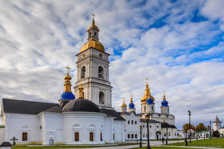Тобольск — сердце Сибири (19 фото)