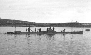 Подводная лодка Карась