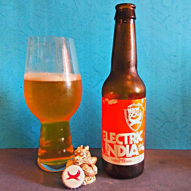 Brew Dog Electric India