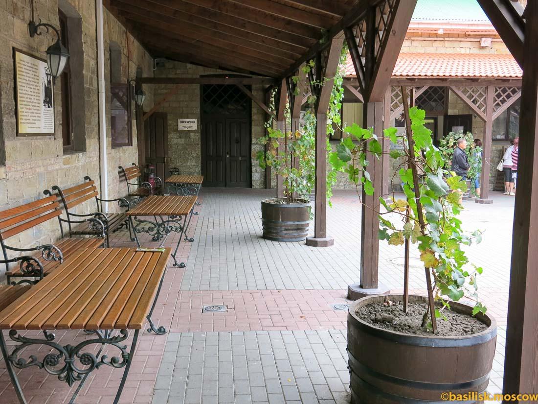 Абрау-Дюрсо. Завод шампанских вин. 2013.
