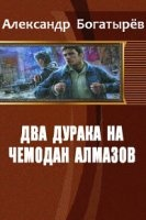 Книга Богатырёв Александр - Два дурака на чемодан алмазов