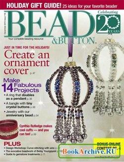Журнал Bead & Button Dec 2013