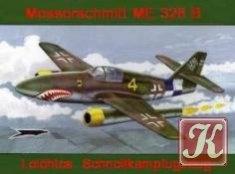 Messerschmitt ME 328 B Leichtes Schnellkampfflugzeug. Teil 2