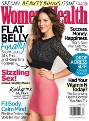 Журнал Womens Health - April 2013 (USA)