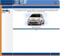 Книга Fiat 500 Nuova eLEARN. Service Manual iso 484Мб