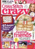 Журнал Cross Stitch Crazy 157 - Christmas 2011 jpeg 78,6Мб